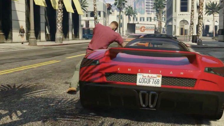 Grand Theft Auto: Online'a yeni araçlar eklenmeye devam ediyor