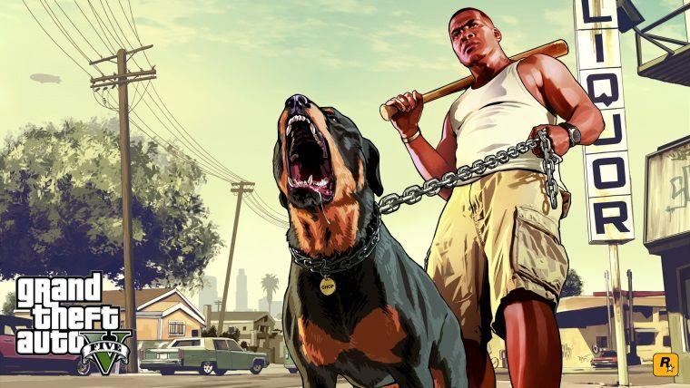 Amazon, Grand Theft Auto 5'in yeni bir sürümünü listeledi