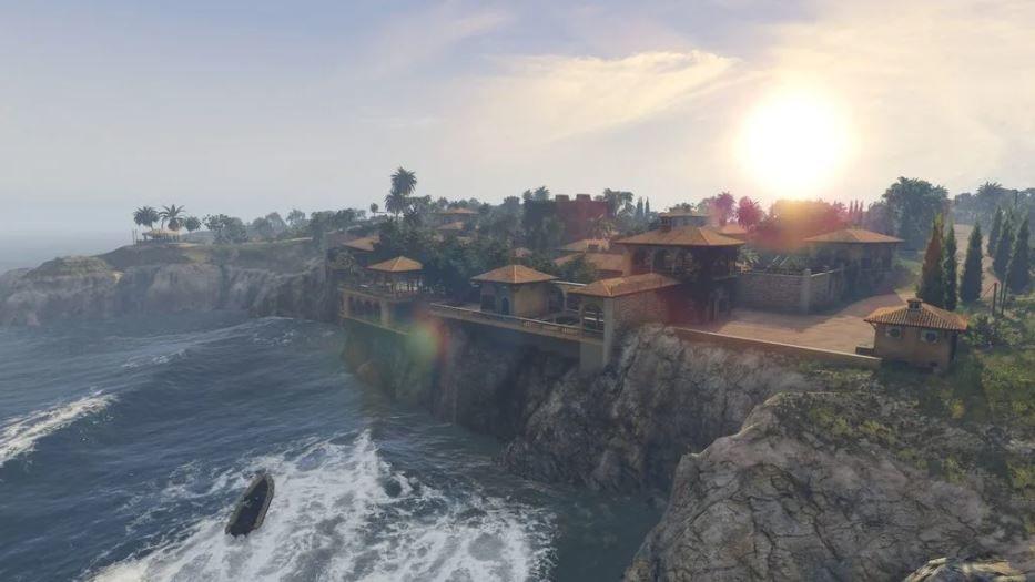 GTA 5 PS5 sürümü 4K 60 FPS çalışacak
