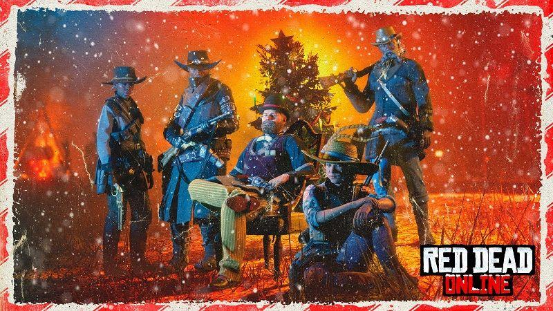 GTA Online ve Red Dead Online yeni yıl etkinlikleri yayınlandı