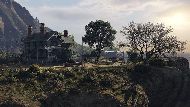 GTA 5 hayranı, oyunun haritasının muhteşem bir 3D baskısını yaptı
