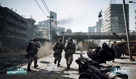 Battlefield 3'ün PC sistem gereksinimleri