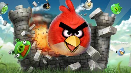 Angry Birds'ün Cadılar Bayramı paketi çok satıyor