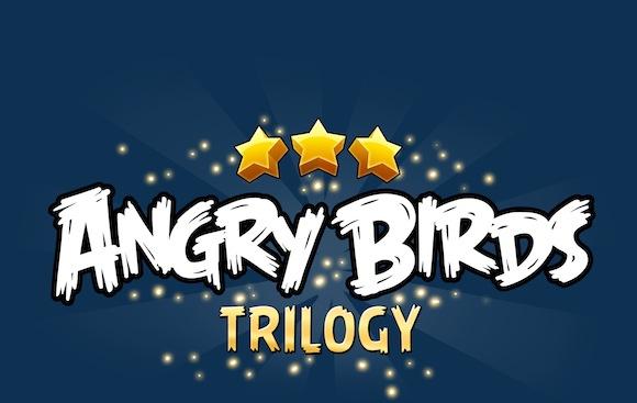 Angry Birds Trilogy yeni bir platforma geliyor
