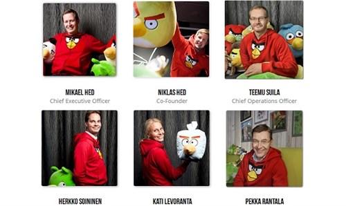 Rovio çalışanları, Angry Birds'ten başka oyun oynayamıyor