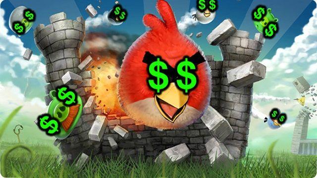 Angry Birds yapımcıları, eski kâr oranlarını mumla arıyor