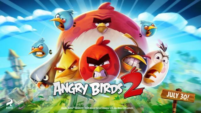 Angry Birds 2 Geliyor!
