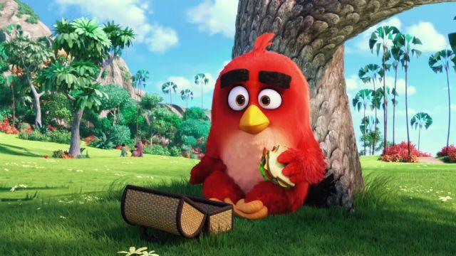 Angry Birds filmi için ilk fragman yayınlandı
