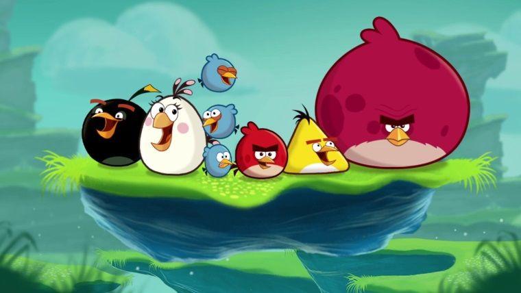 Angry Birds'ten kırılması neredeyse imkansız bir başarı geldi