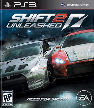 NFS: Shift 2 ertelendi, kutu tasarımı yayımlandı