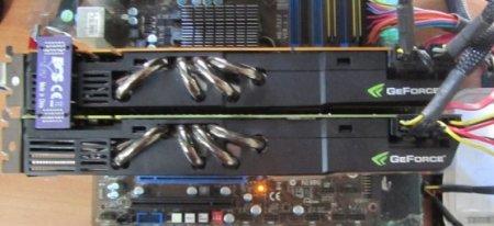 Leadtek GTX480 SLI