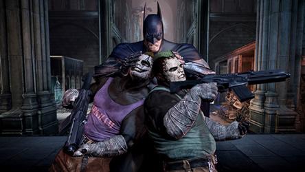 Batman: Arkham City, 2011'de geliyor