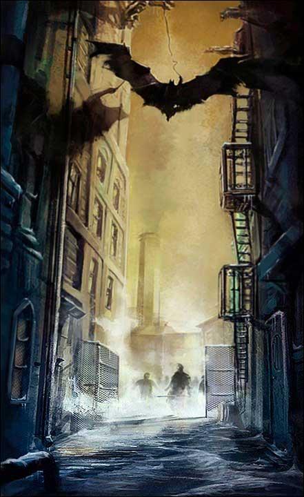 Batman: Arkham City'de Mr.Freeze olacak mı?