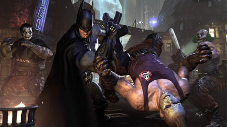 Batman: Arkham City'ye yeni ekran görüntüleri