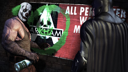 Batman: Arkham City'den yeni resimler
