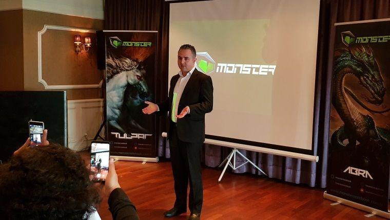 Monster Genel Müdürü ve kurucusu olan İlhan Yılmaz ile konuştuk