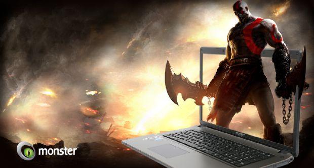 Nvidia Ailesinin En Hızlı Ekran Kartı GTX 980m, Oyun Canavarı Monster ile Buluşuyor