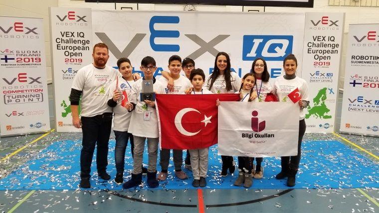 Monster Brotics takımı Türkiye'yi Amerika'da temsil edecek