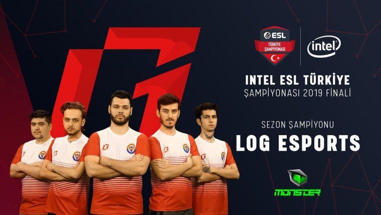 Intel ESL Türkiye Şampiyonası Monster Laptop'lar ile oynandı