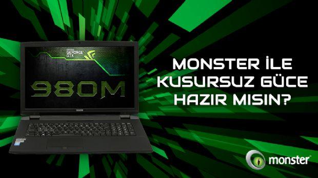 En Hızlı Oyun Bilgisayarı Monster ile Kusursuz Güce Hazır Mısın?
