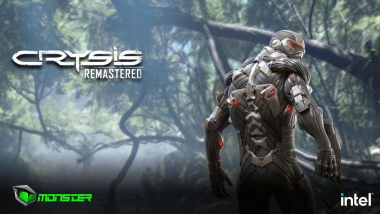 Monster Notebook alana Crysis Remastered hediye ediliyor