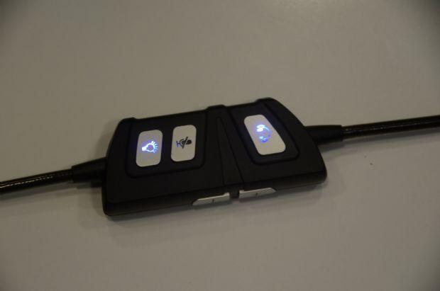 Monster Pusat 7.1 Surround Headset