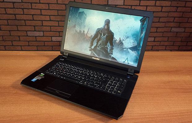 Monster Tulpar T5 V4.1 dizüstü bilgisayar