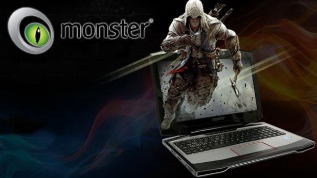 Üstün Performanslı Türk Canavarı Monster Oyun Bilgisayarı
