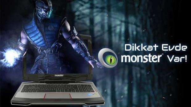 Gücünü Hissettiren Oyun Bilgisayarı