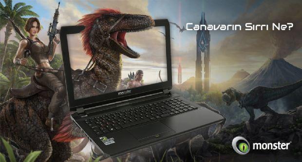 Gerçek Oyun Deneyimi Monster Oyun Bilgisayarı ile Asıl Şimdi Başlıyor!