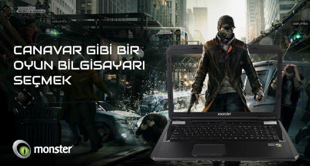 Canavar Gibi Bir Oyun Bilgisayarı Seçmek