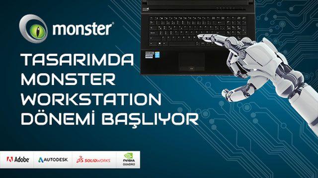 Üstün Güç Performansı ile Monster Workstation