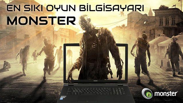 En Sıkı Oyun Bilgisayarı Monster