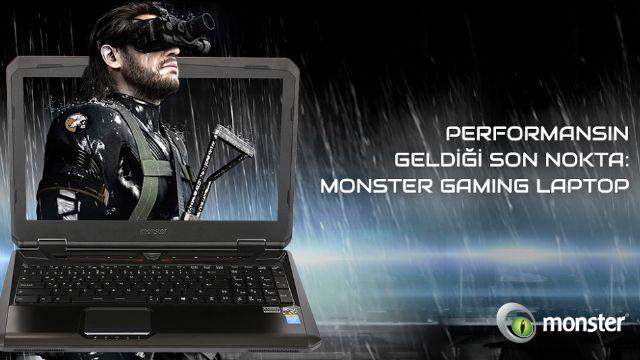 Performansın Geldiği Son Nokta: Monster Oyun Bilgisayarı