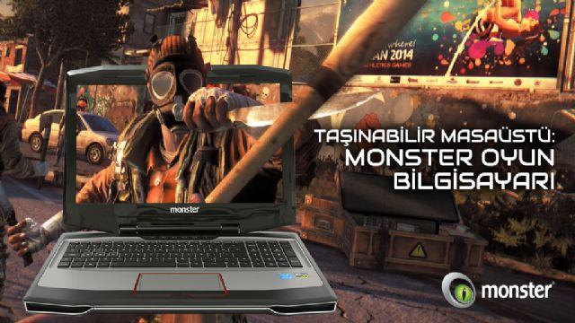 Taşınabilir Masaüstü: Monster Oyun Bilgisayarı