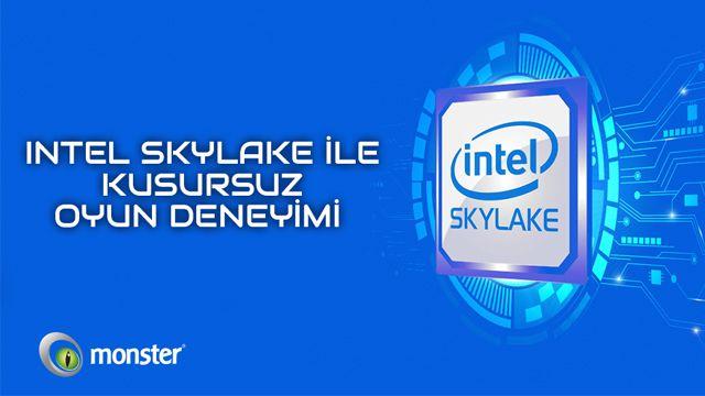 Intel Skylake 6. Nesil İşlemcili 6700k serisi ile Kusursuz Oyun Deneyimi Başladı
