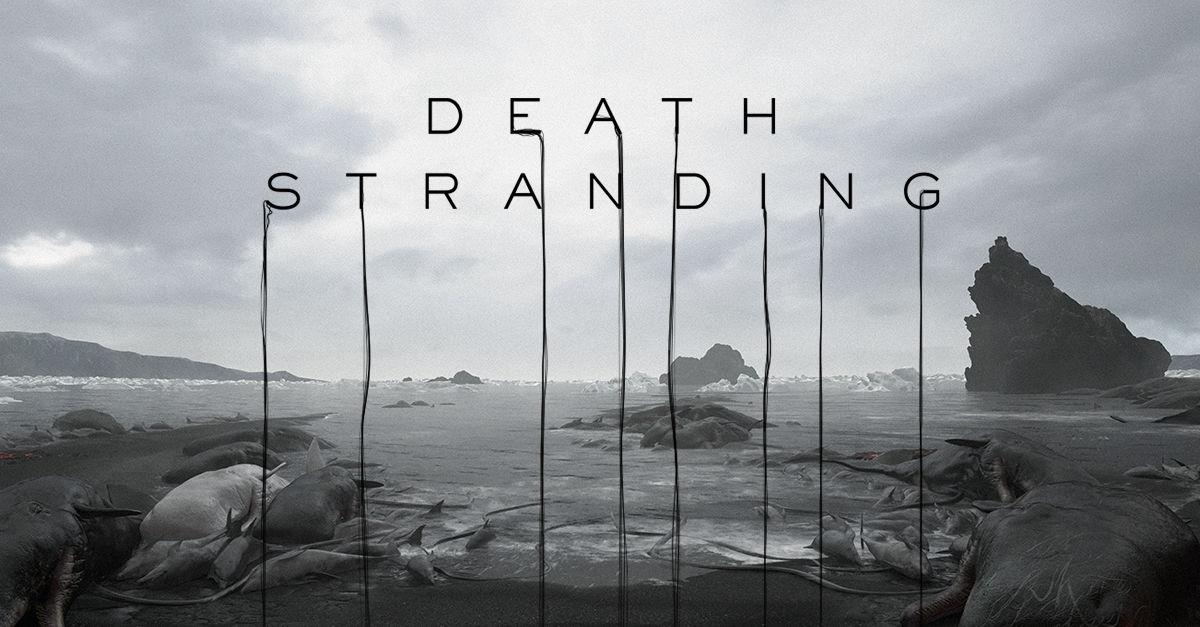 Monster Notebook alana Death Stranding bedava