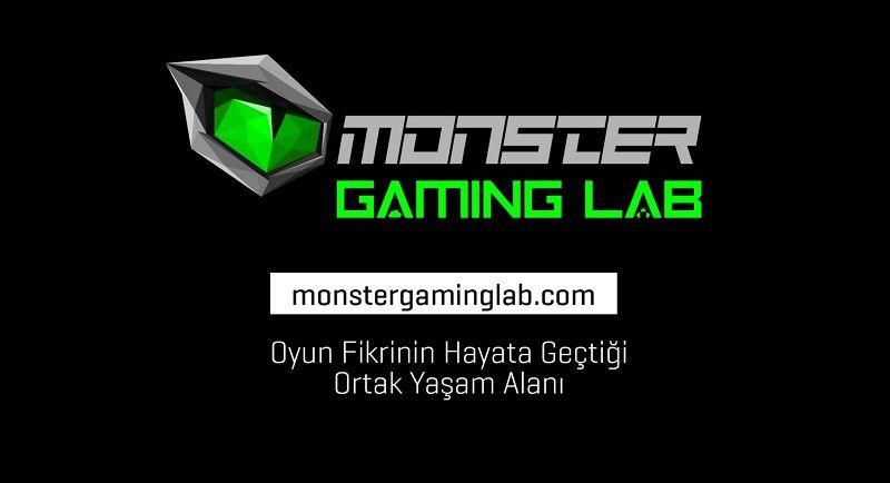 Monster Gaming Lab'ta yeni dönem başvuruları başladı