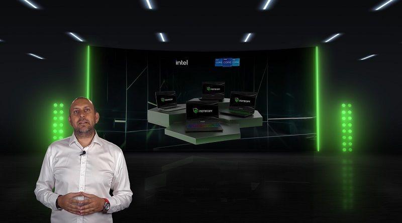 Monster Notebook'tan Intel Gaming Summit'te büyük başarı