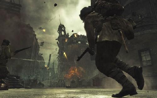 Call of Duty 8'in ilk bilgileri geldi