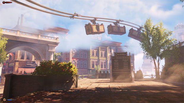 BioShock Infinite ile 4K çözünürlük keyfi!