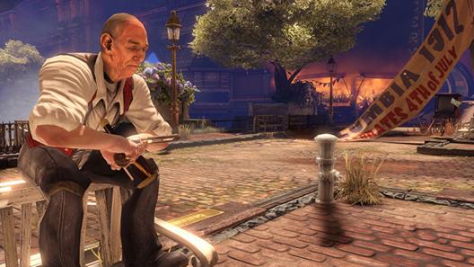 BioShock: Infinite'in oyun içi videosu geliyor