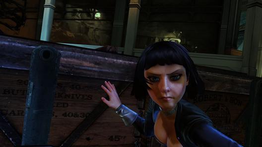 Bioshock Infinite'nin yeni ekran görüntüleri