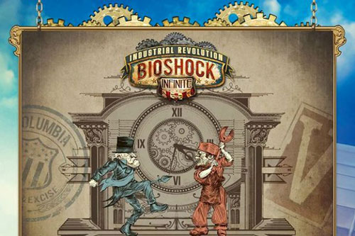 Bioshock Infinite önsipariş edenlere bir oyun daha