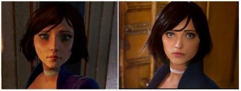 BioShock Infinite'in yüzü: Anna Moleva