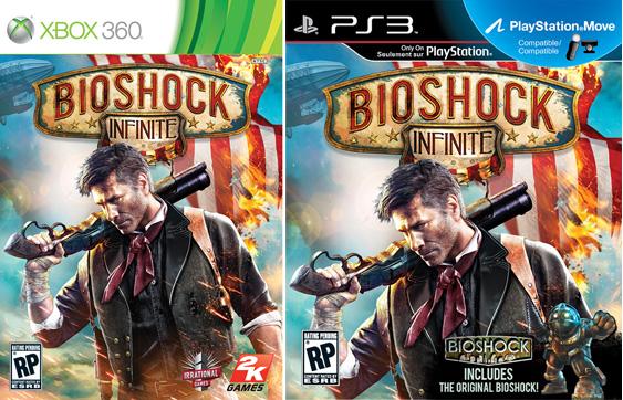 BioShock'ta kapak tartışması