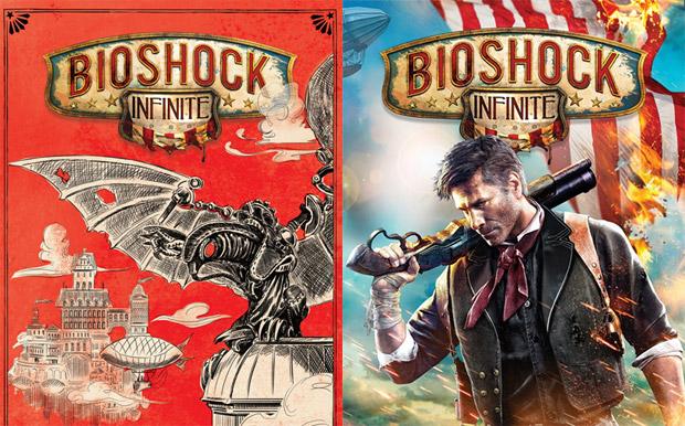 Bioshock Infinite'in alternatif kapağı seçildi