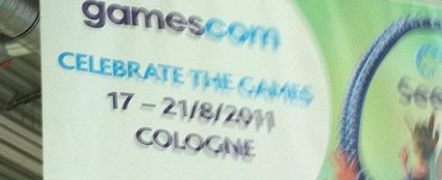 Gamescom 2011'in tarihi belli oldu