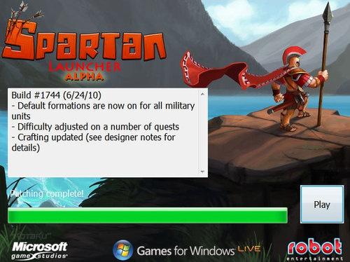 Age of Empires yapımcılarından Spartalı oyun