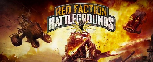 Red Faction: Battleground için 2 adet DLC